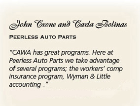 CAWA Member Benefits